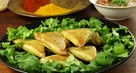 Spiced Potato Samosas