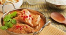 Chicken with Cashew Nuts and Coconut Milk