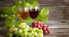 Cinnamon Spiced Sweet Grape Wine