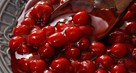 Cherries in Marsala