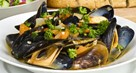 Spiced Mussels in Vinegar