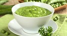 Green Pea and Lettuce Soup