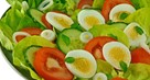 Egg and Cucumber Salad