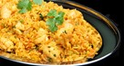 Chicken Flavoured Prawn Pulao