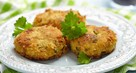 Sweet Corn Patties