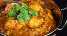 Balti Chicken in a Spicy Lentil Sauce