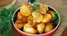 Roasted Potatoes with Lemon and Garlic