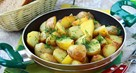 Roast Potatoes with Garlic and Thyme