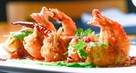 Stir-Fried Prawns