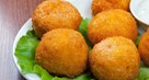 Bean Fritters (Croquettes)