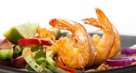 Prawn and Mangetout Stir-fry