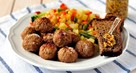 Pork Meatballs with Rice
