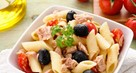 Ziti with Vegetables and Sausage