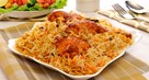 Chicken and Apricot Biryani