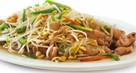 Fried Bean Sprouts with Pork