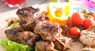 Paprika and Orange Lamb Kebabs