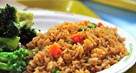 Spicy Crisp Catfish Fried Rice