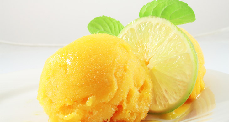 Lime Ice-Cream