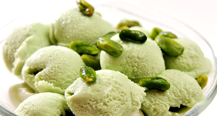Perfect Pistachio Ice Cream